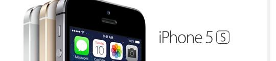iPhone 5S aangekondigd: nieuw topmodel met vingerafdrukscanner