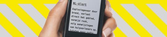 iOS 7 introduceert ondersteuning voor NL Alert