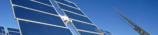 'Apple onderzoekt gebruik van zonne-energie'