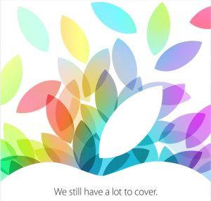 iPad presentatie