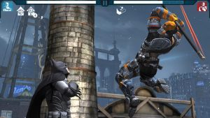 Batman Arkham Origins voor iOS