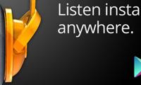 Google Music app komt eraan, iTunes Radio ook
