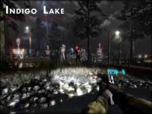 Indigo Lake actie