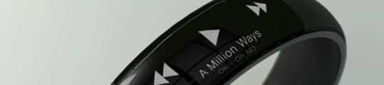 Nike Fuel Band iWatch concept verschenen
