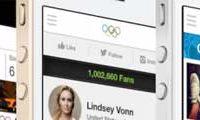 Volg je favoriete atleten met de Olympic Athletes' Hub app