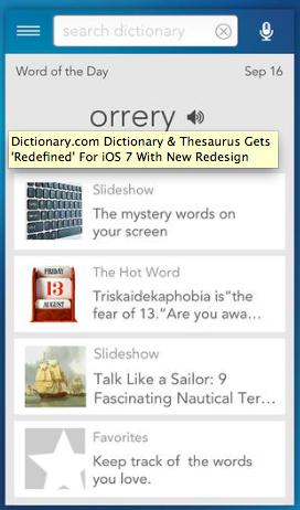 woordenboek app