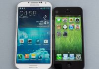 iPhone 5 versus Galaxy S4 in extreme valtest