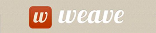 Weave: herinneringen app in iOS 7 stijl