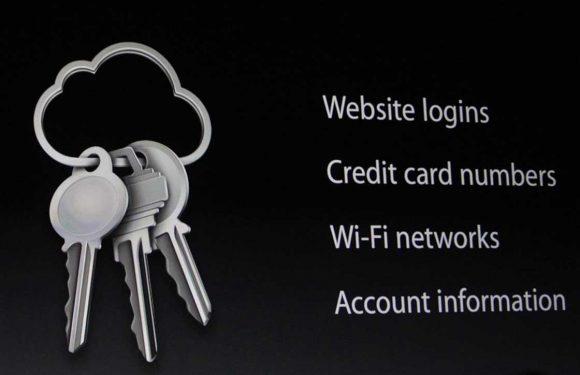 iCloud sleutelhanger: zo werkt het