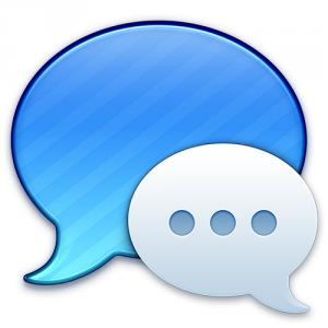 iMessage berichten