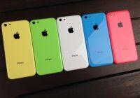 Kleurrijke iPhone 5C: voor wie het bont maakt
