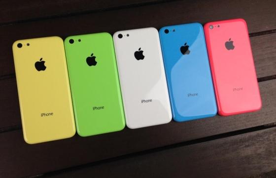 iPhone 5C en iPhone 5S valtest: welke iPhone wint