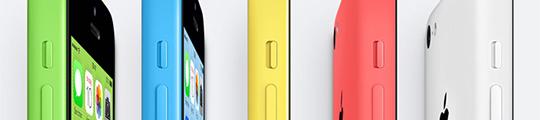 iPhone 5C en iPhone 5S levertijd tussen de 1 en 3 weken