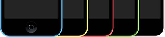 'iPhone 5C productieverlaging tussen de 20 en 50 procent'