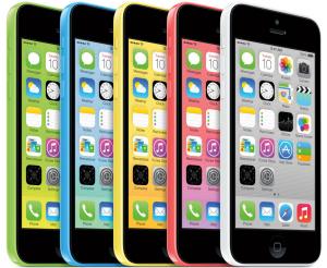 iPhone 5C uitvoeringen vernieuwde iPhoned