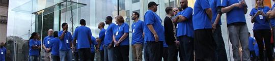 5 overlevingstips voor de Apple Store wachtrij