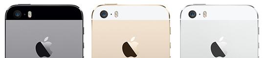 Grijze iPhone 5S en blauwe iPhone 5C meest populair