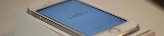 iPhone 5S is sneller dan de Galaxy S4 en LG G2