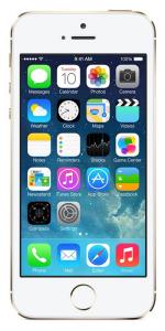iPhone 5S iphone handleiding