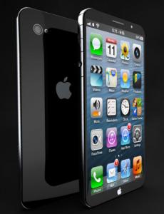 iPhone 6 scherm concept