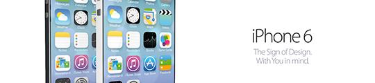 'iPhones met groter, gebogen scherm in ontwikkeling'