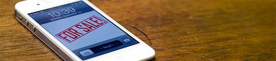 'iPhone inruilprogramma mogelijk ook naar Europa'