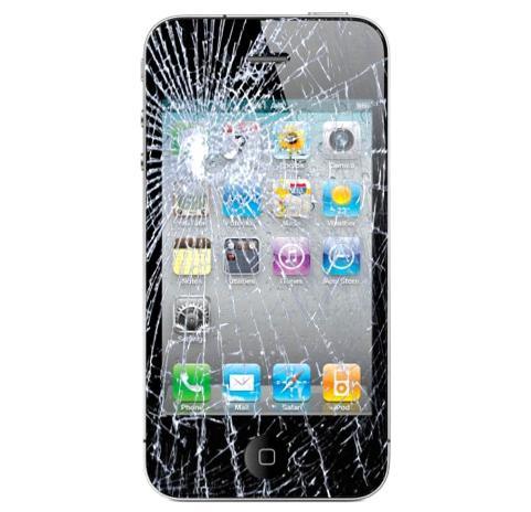 iphone nieuw scherm