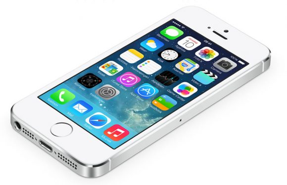 iOS 7.1 screenshots tonen aangepaste interface
