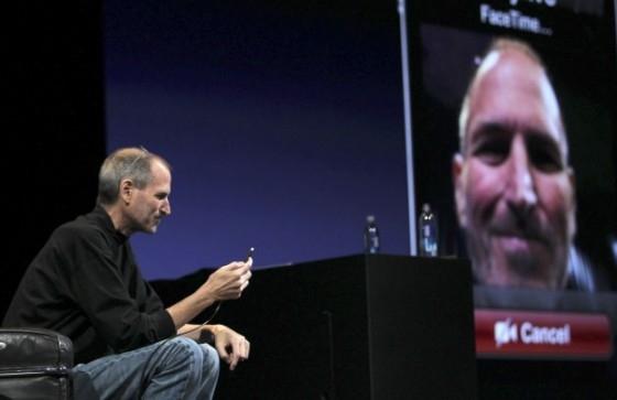 iPhone 4 aankondiging op WWDC van 2010