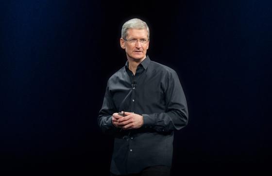iPhone 5C en iPhone 5S aankondiging van 2013