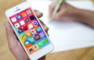 Apps vernieuwde iPhoned