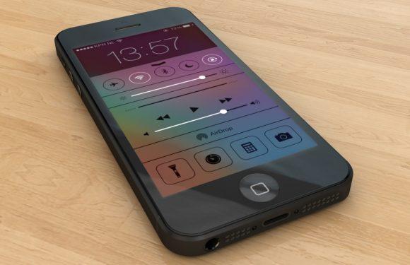 iPhone kantelen en vergrendelen
