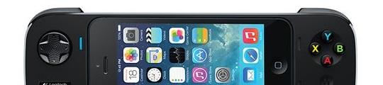 Persbeelden uitgelekt van Logitech-gamepad voor iPhone 5(S)