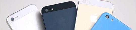 Morgen een nieuwe iPhone kopen, wat zijn de opties?