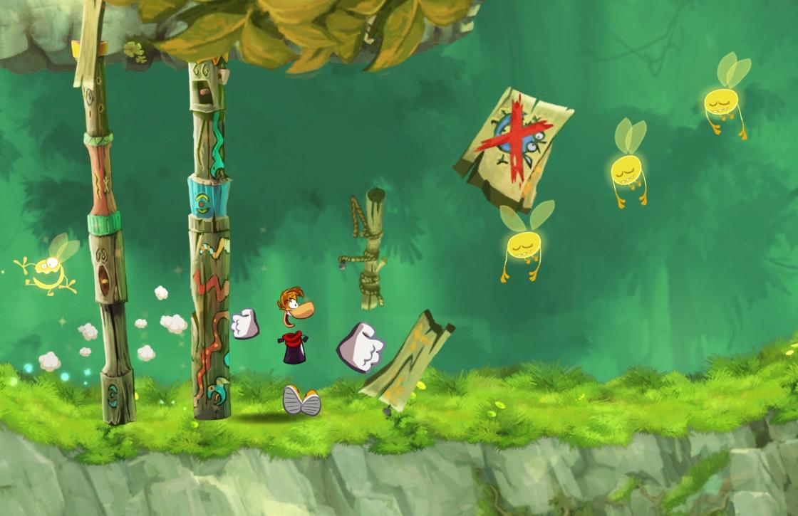 Gratis Rayman Jungle Run te downloaden in App Store