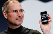 Steve Jobs toont eerste iPhone op MacWorld Expo 2007