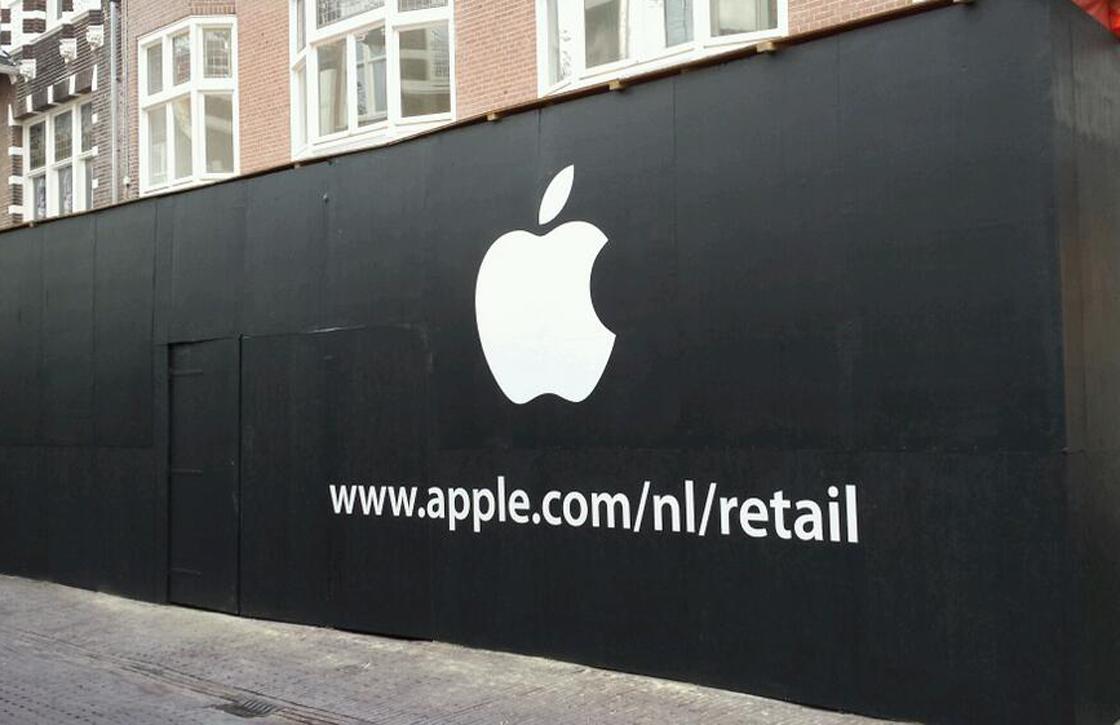 Apple Store Haarlem nadert voltooiing
