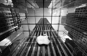 Apple aandeel