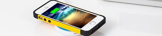 Crowdfunding-project brengt draadloos opladen naar de iPhone