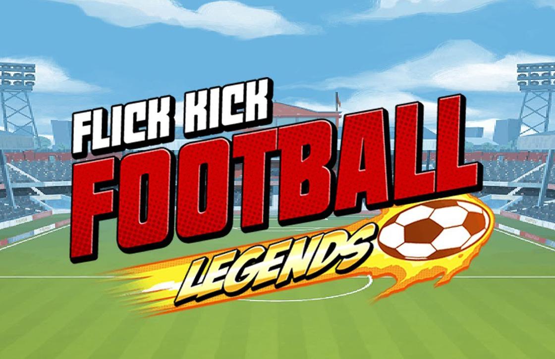 Football Legends: ouderwets voetbal op je iPhone