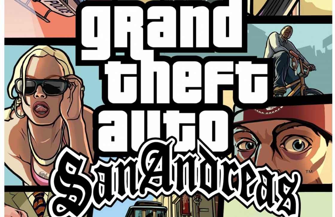 GTA San Andreas iOS in december te koop