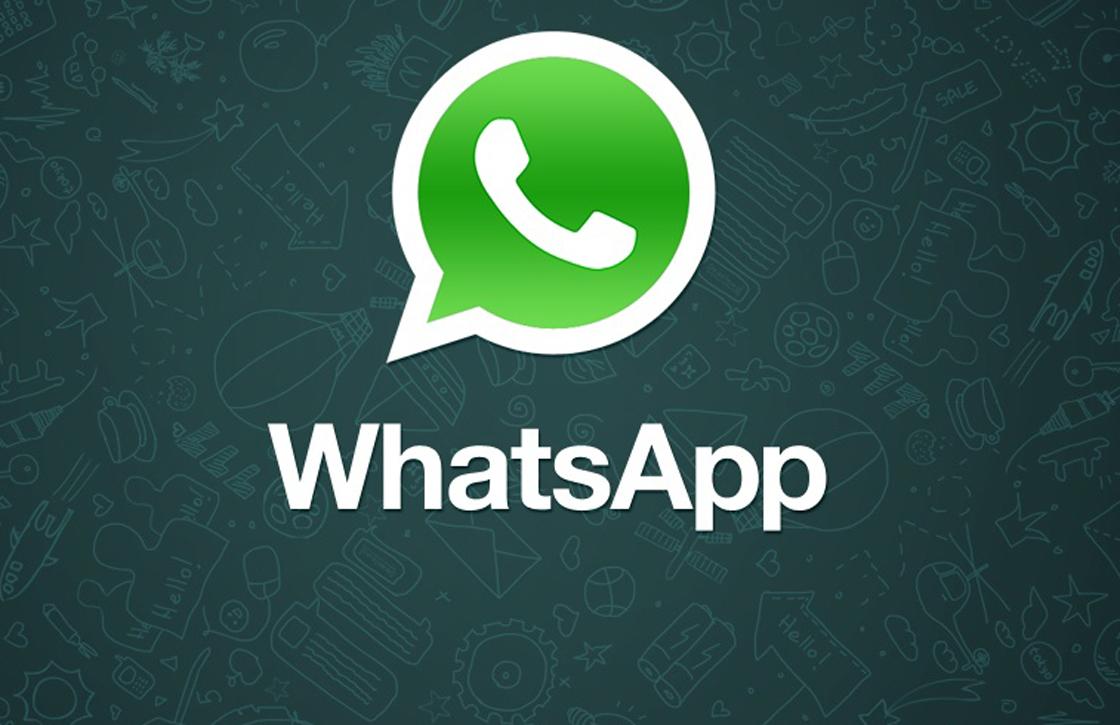 'WhatsApp voor iOS 7 is bugvrij'