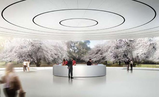 apple hoofdkantoor