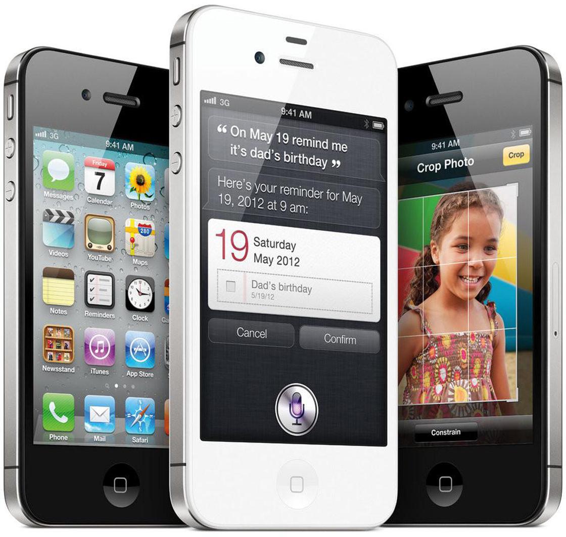 iPhone 4S review: onder de motorkap volledig vernieuwd