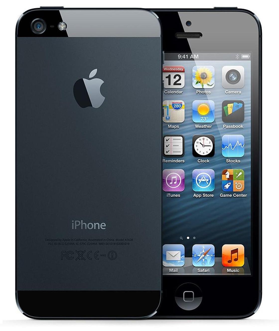 iPhone 5 review: voor het eerst een groter scherm