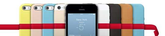 iPhone 5S levertijd wordt steeds korter