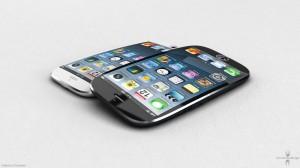 iPhone 6 gebogen scherm