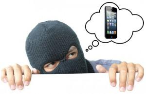 iPhone dief