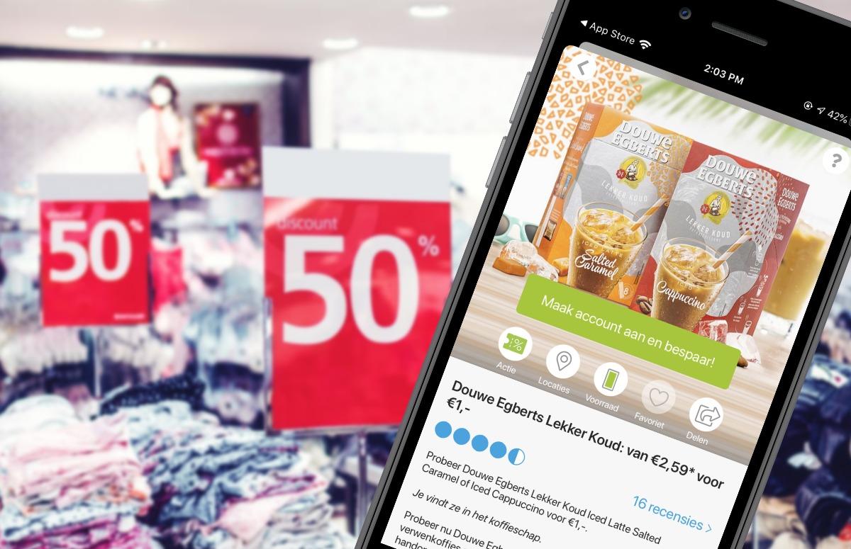 Shopaholic? Met deze 6 korting-apps bespaar je op vrijwel alle aankopen
