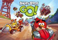 Vroem! Angry Birds Go update introduceert racen in de sneeuw